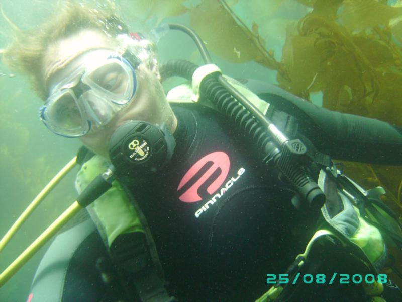 my first boat dive trip