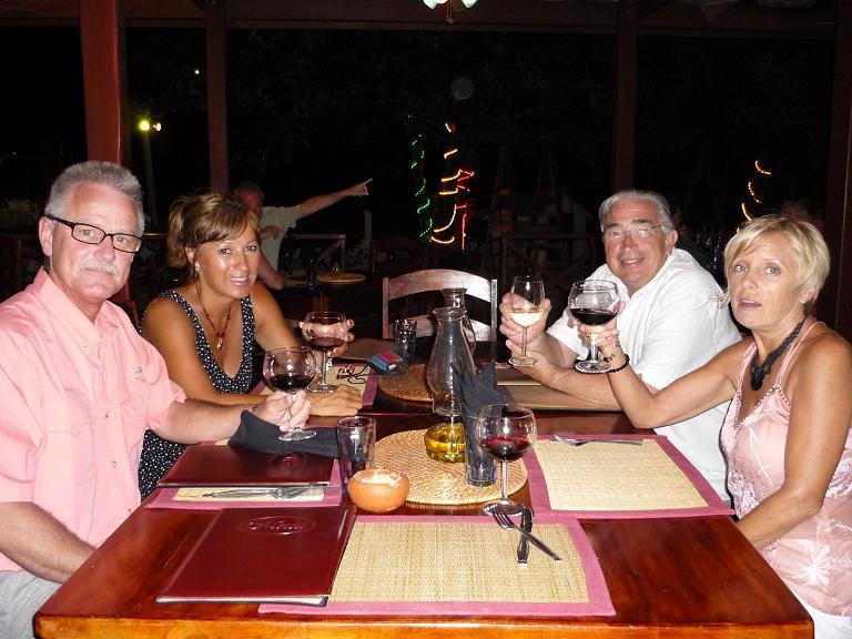 San Pedro Belize Pinocchios Restaurant