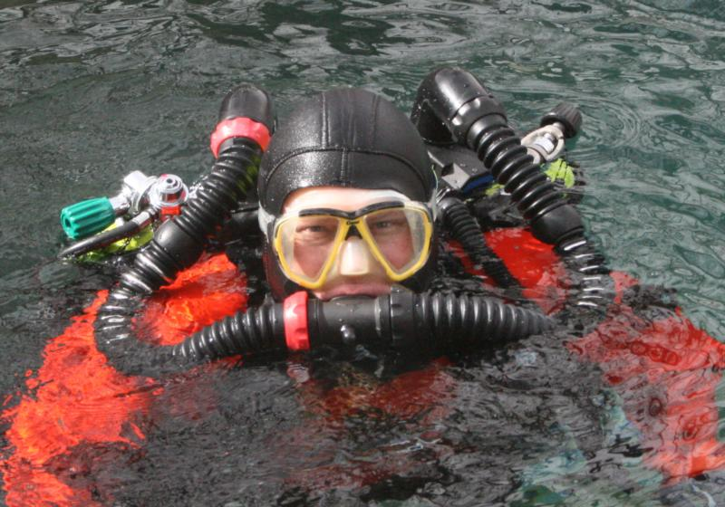 me doin' the rebreather thingy