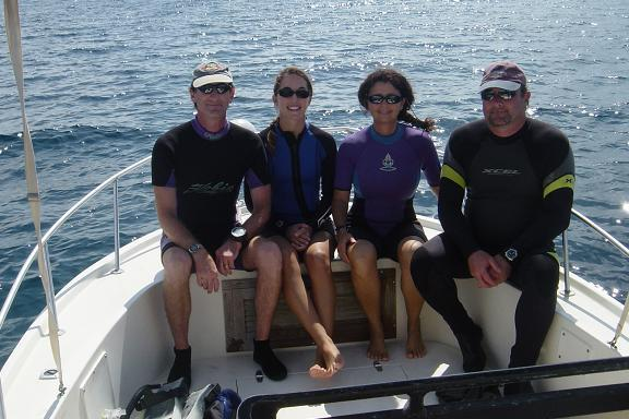 Diving With A Researcher (DWAR) at CCMI