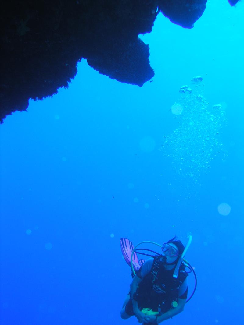 Crusing in the abyss