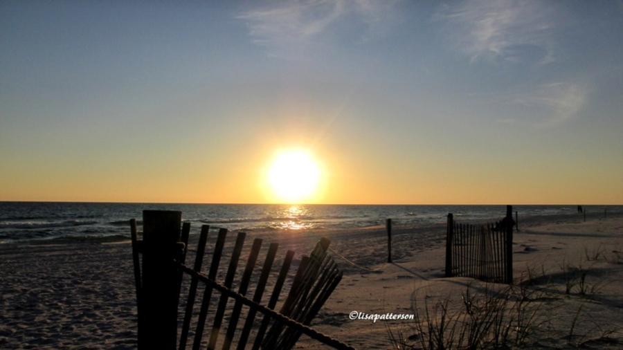 Greyton Beach sunset