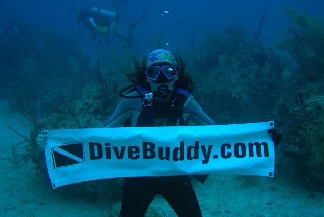 divebuddy in Grand Bahama