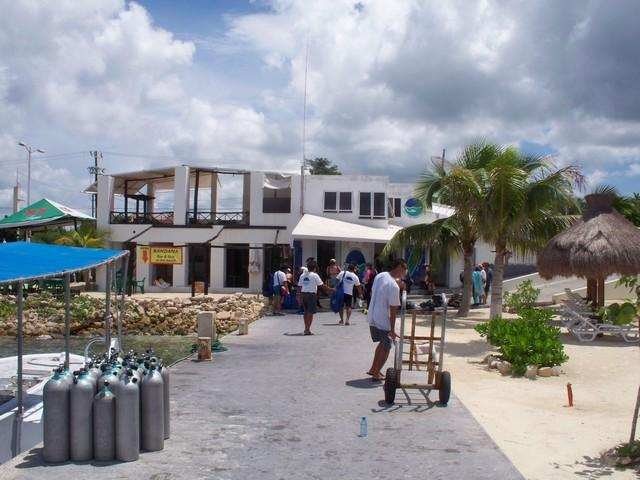 Del Mar Aquatics Cozumel MX.