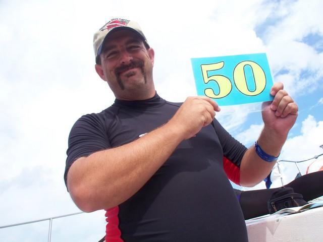 Dive # 50 !!!!! Cozumel