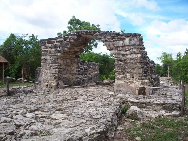 San Gervasio,Cozumel MX.