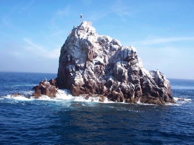 Ship Rock Santa Catalina Island 2009