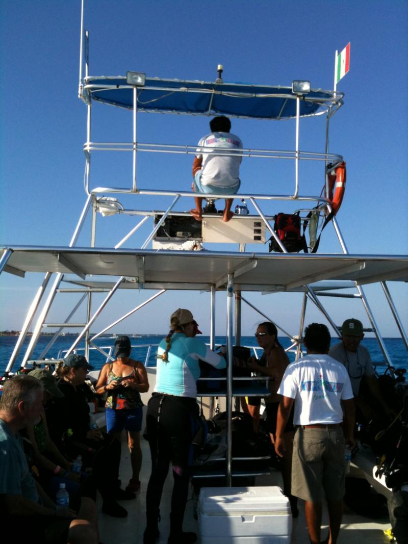 Dive House 1 Cozumel M.X. 2010