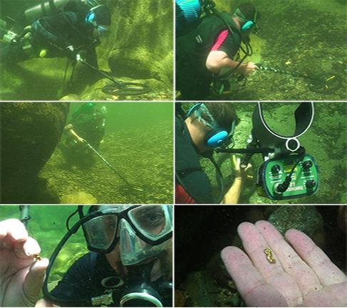 Underwater Detecting 2010