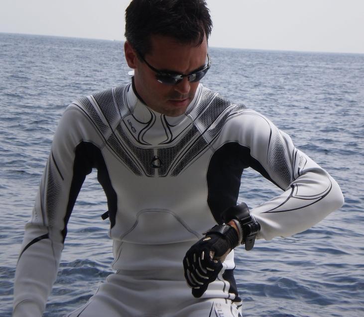 AOW Cert dive 1, Captain Dan, Deerfield Beach, FL