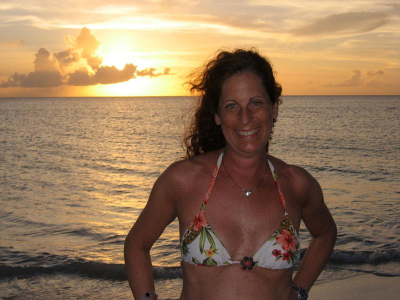 me in the Turks & Caicos '08