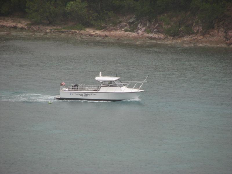 St. Thomas Diving Club (Boat)