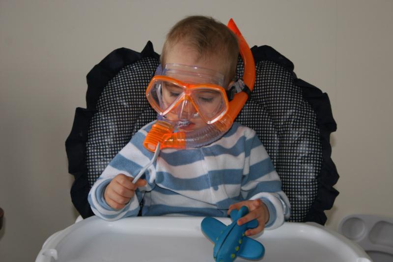 my little diver