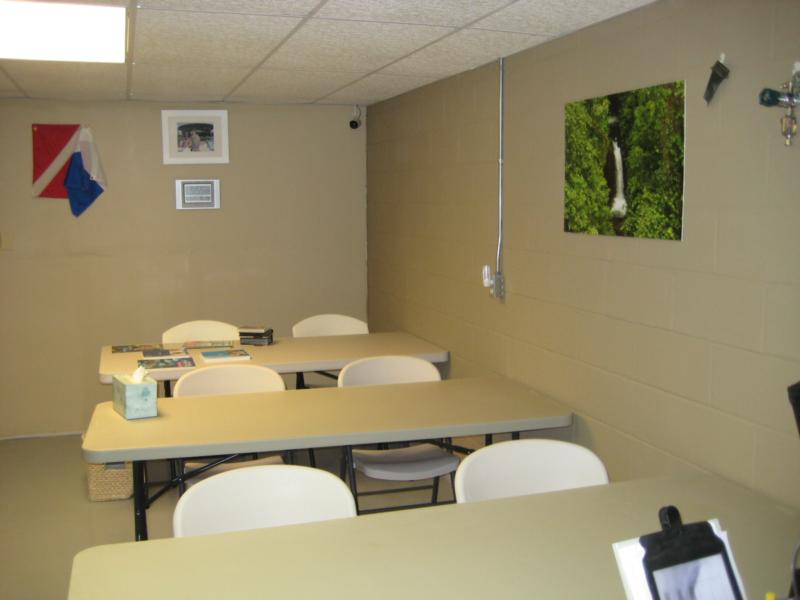 Training Room (Front View)
